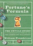 Fortune's Formula: The Untold Story of the Scientific Betting System That Beat the Casinos and Wall