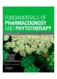 Fundamentals of Pharmacognosy and Phytotherapy, 2d Edition