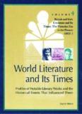 World Literature and Its Times, Volume 4: British and Irish Literature and Its Times: The Victorian