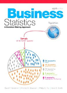 David-f-groebner-patrick-w-shannon-phillip-c-fry-kent-d-smith Business Statistics 8th edn