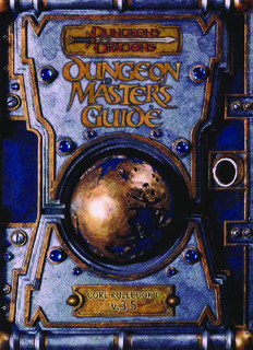 3.5 Dungeons Master's Guide (PDF)