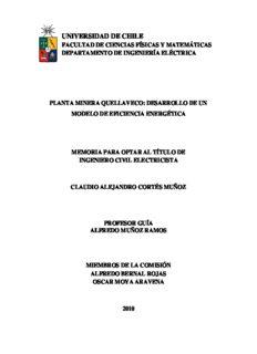 Correcciones Memoria Claudio Cortés Muñoz