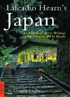 Lafcadio Hearn's Japan : an anthology of his writings on the country and it's people