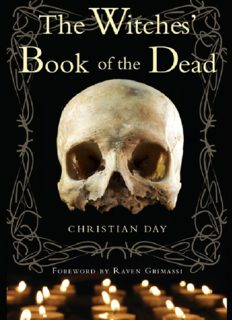 The Witches's Book of the Dead