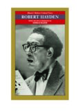 Robert Hayden (Bloom's Modern Critical Views)