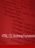 HTML, CSS, Bootstrap Framework