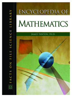 Encyclopedia Of Mathematics (Science Encyclopedia) [8 MB].pdf