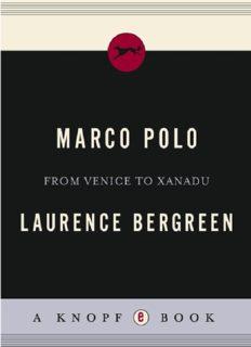 Marco Polo Marco Polo Marco Polo