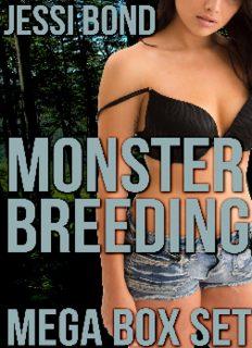 Monster Breeding Mega Box Set (formerly titled Monsters, Monsters, and More Monsters! Mega Box Set )