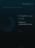 Competition Law in India - Nishith Desai