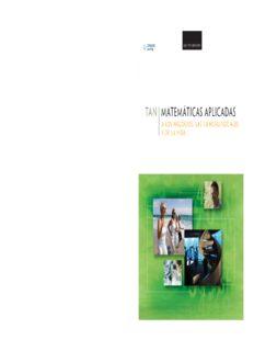 Matemáticas aplicadas a los negocios, las ciencias sociales y de la vida