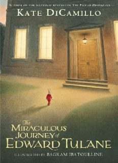 The Miraculous Journey of Edward Tulane by Kate - Free Ebooks