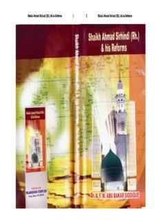 Shaikh Ahmad Sirhindi