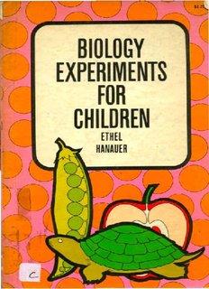 BIOLOGY EXPERIMENTS CHILDREN