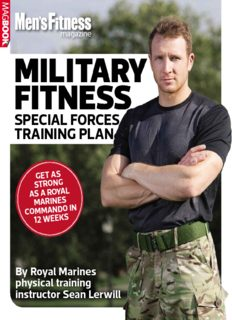 Military Fitness Special Forces Training Plan