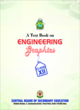 A Text Book on Engineering Graphics (Class XII) - CBSE
