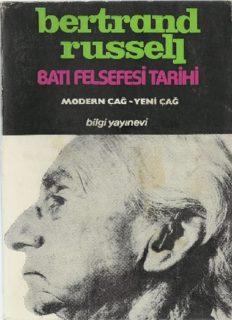 Modernçağ - Yeniçağ - Bertrand Russell