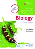 Cambridge IGCSE Biology 3rd Edition by D G Mackean and