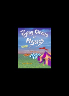 Jearl Walker-The Flying Circus of Physics-John Wiley & Sons (2007).