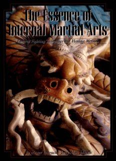 The Essence Of Internal Martial Arts  (Vol.1)