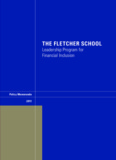 The Fletcher School Leadership Program for - Fletcher at Tufts