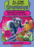 Give Yourself Goosebumps 10 - diary of a mad mummy