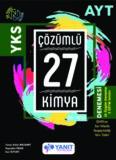 Yanıt 27 AYT Kimya Çözümlü Deneme 2018-2019