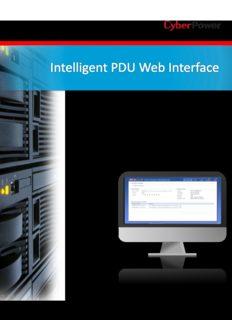 PDU Tab > Wake on Lan > WoL Features