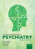 Shorter Oxford Textbook of Psychiatry SEVENTH EDITION