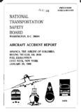 TRANSPORTATION' SAFETY BOARD - Embry-Riddle Aeronautical
