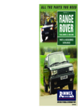 Rimmer Bros - Range Rover P38 Series 2 - Rimmer Brothers
