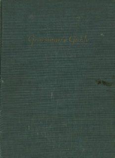 Grossman's Guide to Wines, Spirits & Beers
