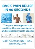Do It Yourself Back Pain Relief In 90 Seconds