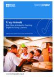 British council young learners activity book