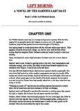 LaHaye, Tim - Left Behind 01 - Left Behind