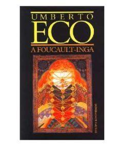 A Foucault-inga