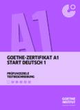 GOETHE-ZERTIFIKAT A1 START DEUTSCH 1 - Goethe-Institut