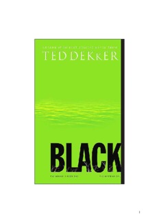 Ted Dekker - [Book 01] - Black.pdf