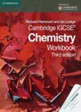 IGCSE Chemistry Work Book by Richard Harwood