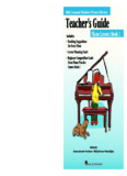 Piano Lessons Book 1 of the Hal Leonard