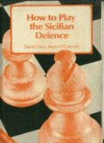 How to Play the Sicilian Defense (The Macmillan Chess Library)
