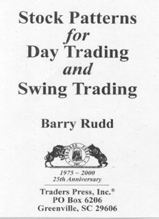 Stock Patterns for Day Trading - Barry Rudd.pdf