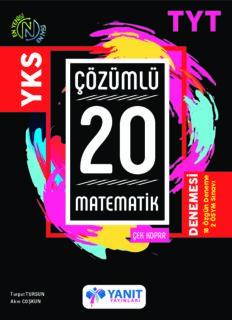 Yanıt 20 TYT Matematik Çözümlü Deneme 2018-2019