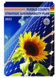 Strategic Sustainability Plan - Pueblo County - Pueblo, Colorado