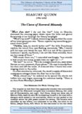 SEABURY QUINN The Curse of Everard Maundy