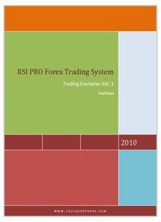 RSI PRO Forex Trading System - Cash back forex rebaitess