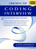 Cracking the Coding Interview, Fourth Edition: 150 Programming