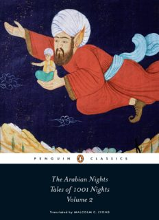 The Arabian Nights : Tales of 1001 Nights Volume 2