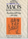 Mao's Road to Power: The New Stage (August 1937-1938)