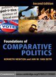 Foundations of Comparative Politics, SECOND EDITION (Cambridge Textbooks in Comparative Politics)